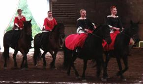 May 2014 Equstrian show costumes
